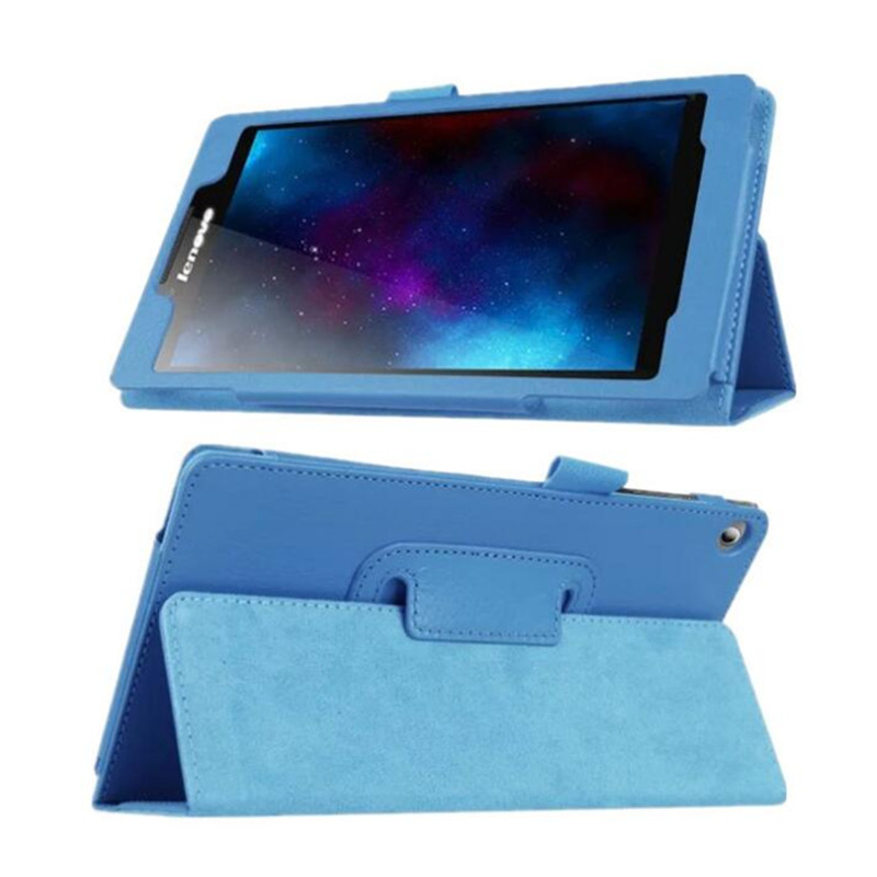 For Lenovo Tab 2 A7-10 A7-10F A7-20 A7-20F A7-30 A7-30HC A7-30DC Tab2 A7 20 30 Tablet Case Bracket Flip Fashion Leather Cover new slim folio bracket for lenovo a7 20f standing tablet cover for lenovo tab 2 a7 20 flip protective tablet case