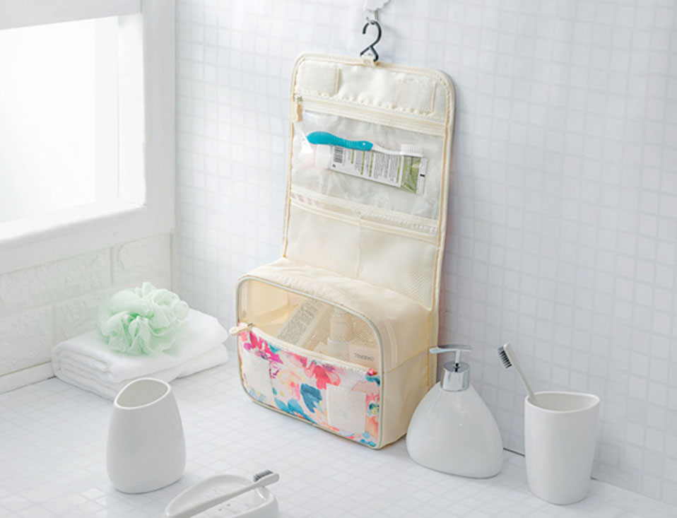 Women Travel organizer large Capacity Cosmetic Bag Waterproof Make up bag Men Bathroom Toiletry Hanging storage Bags             (9)
