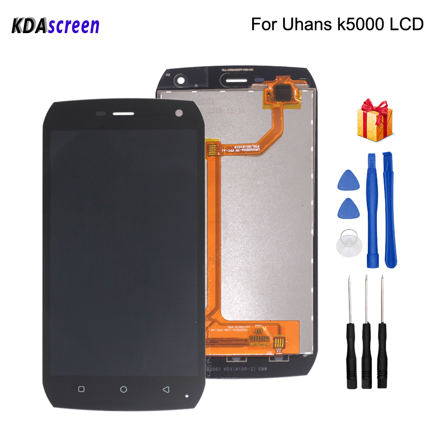 Original 5.0 inch For Uhans K5000 LCD Display Touch Screen Assembly Phone Parts For Uhans K5000 Screen LCD Display Free ToolsOriginal 5.0 inch For Uhans K5000 LCD Display Touch Screen Assembly Phone Parts For Uhans K5000 Screen LCD Display Free Tools
