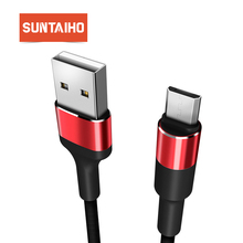 Suntaiho Micro USB Cable 2A Fast Charge USB Cable for xiaomi redmi note 5 for vivo x21 data cable Tablet Cable for Samsung s7