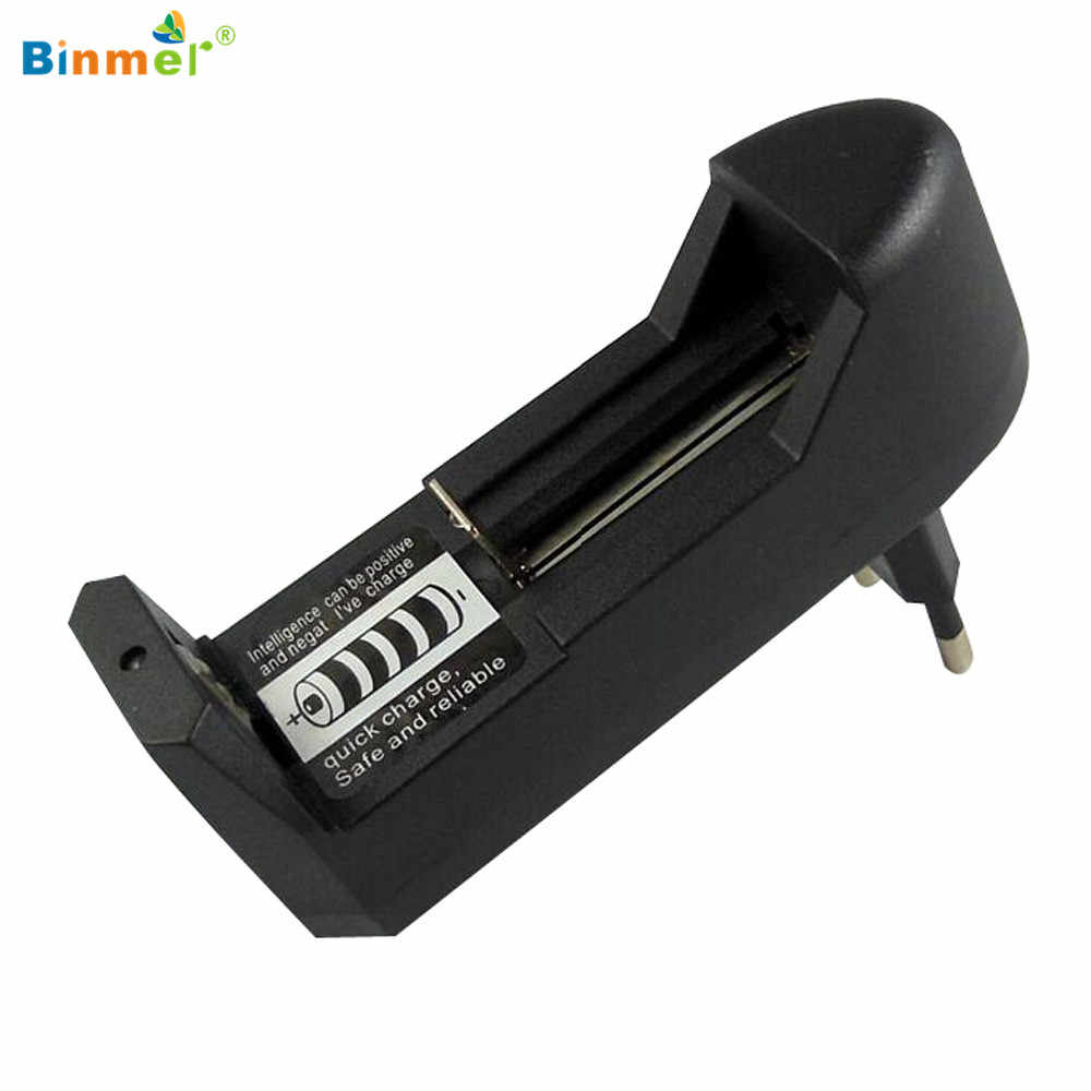 Li-ion Rechargeable Battery Universal EU plug fast charging 18650 battery charger Poverbank power bank For 3.7V 16340 14500