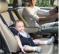 7-36 Meses Dobrar Carro Do Bebê Portátil Assento de Segurança para Crianças Carro assento 20 kg Carro Cadeiras para Crianças Crianças Tampa de Assento Do Carro arnês