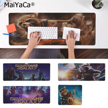 MaiYaCa Non Slip PC Marvel Galaxy Guard Silicone large/small Pad to Mouse Game Free Shipping Large Keyboards Mat