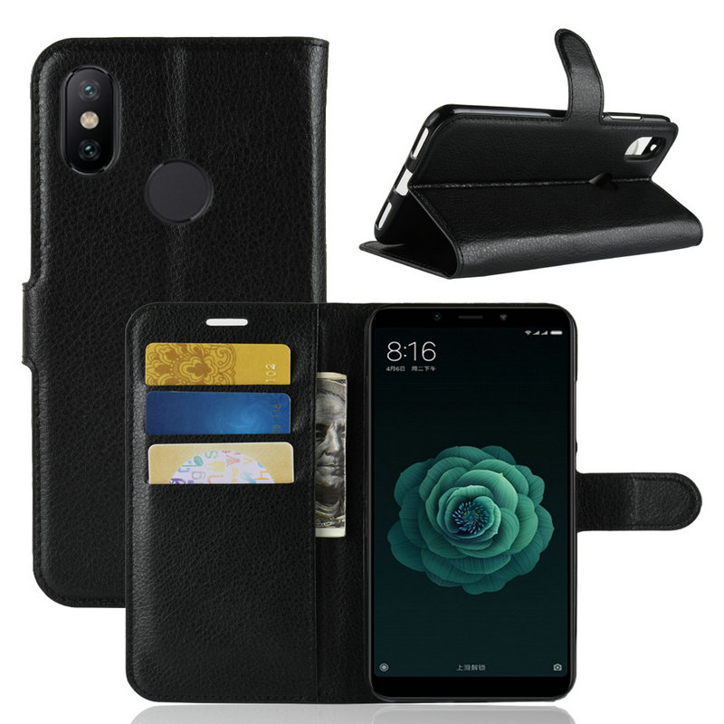 For <font><b>Xiaomi</b></font> <font><b>Mi</b></font> CC9 CC9E A3 Mi9 <font><b>Mi</b></font> 9T Pro SE Leather Wallet Case <font><b>Mi</b></font> A2 A1 <font><b>Mi</b></font> <font><b>8</b></font> <font><b>Lite</b></font> Book Flip Cover Stand Etui Capa Coque Fundas image