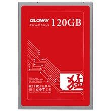 Gloway sataiii ssd 120 ГБ 128 Гб ssd Настольный ssd mlc tlc 2,5 «жесткий диск твердотельный диск для настольного ноутбука высокого качества