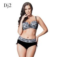 Plus Size Low Waist Brazilian Bathing Suit