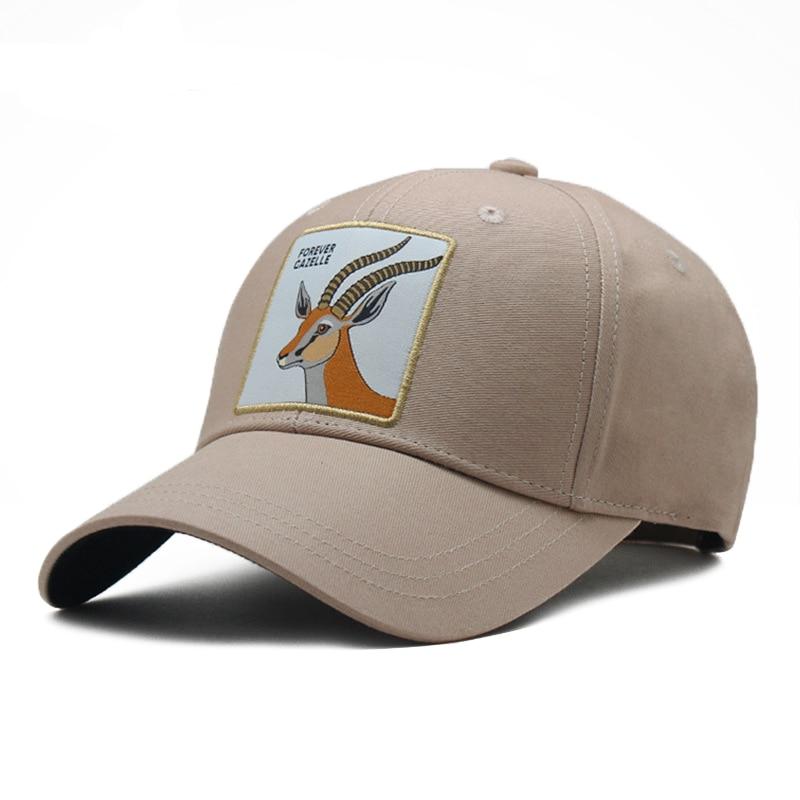 AKIZON Brand Pattern Cap Animal Baseball Cap Women Men Snapback Dad Hat High ba038b2b6784