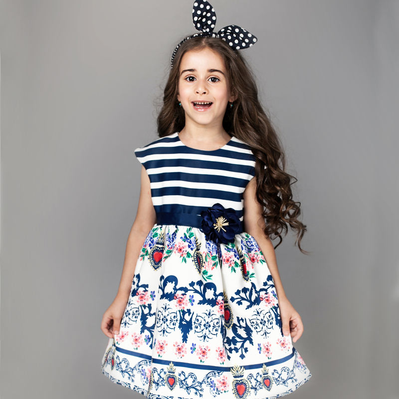 Kids Clothing Winter Autumn Dresses for Girls Princess ...