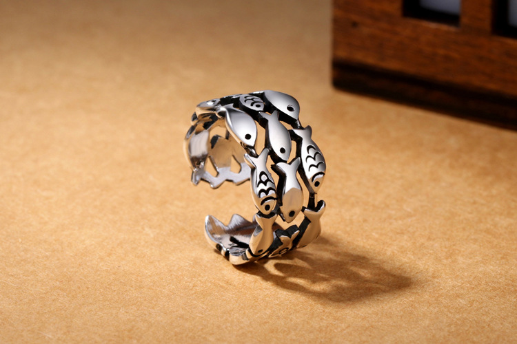 Antique Silver Plated Open...