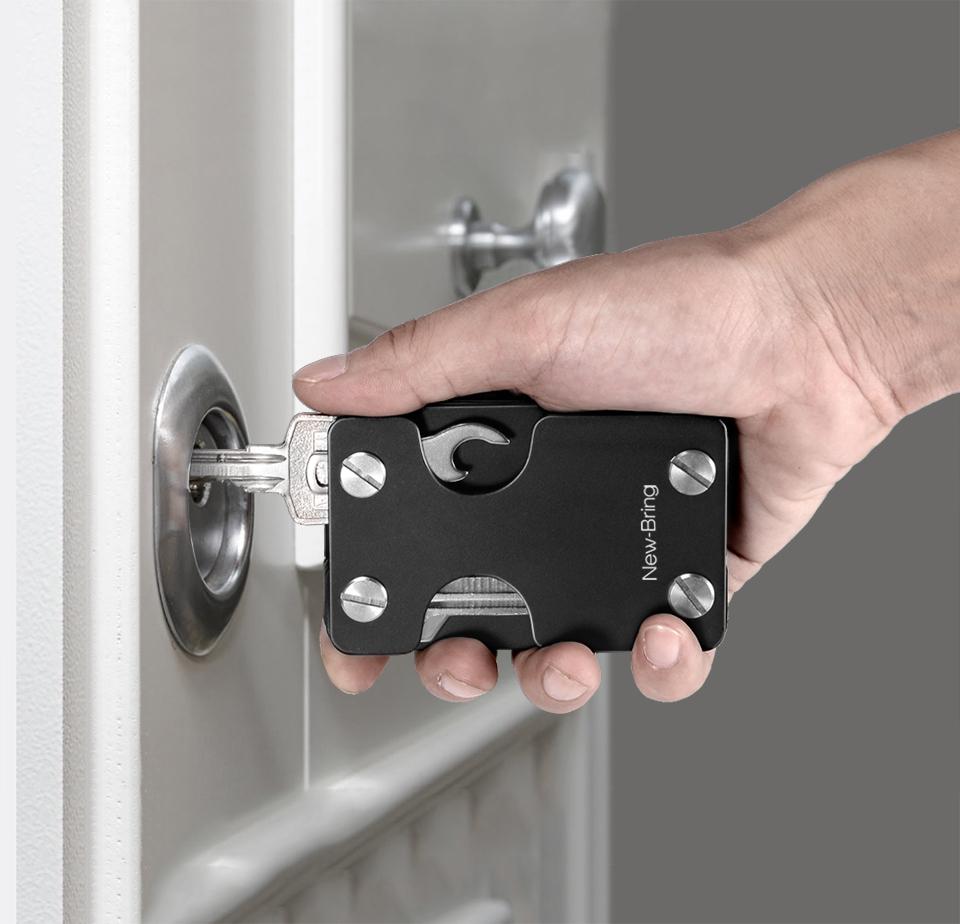 Multifunction Metal Key Holder