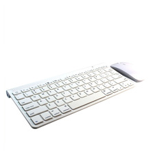 P Bluetooth Compact Ultra-slim Keyboard Mouse Bundle, Brand New! Multimedia Keyboard&Optical Mouse Combos For Android IOS