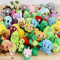 27 Estilos Plants vs Zombies Brinquedos De Pelúcia Macia Stuffed Plush Boneca de brinquedo de Pelúcia Frutas Legumes Brinquedos para As Crianças Presentes Do Partido brinquedos