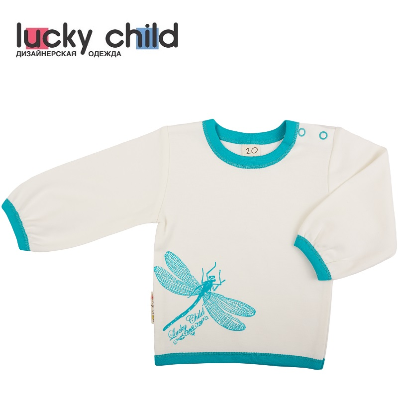 T Shirts Lucky Child for girls 14-12 (3M-18M) Top Baby T Shirt Kids Tops Children clothes t shirts lucky child for boys 21 262 12m 18m top baby t shirt kids tops children clothes