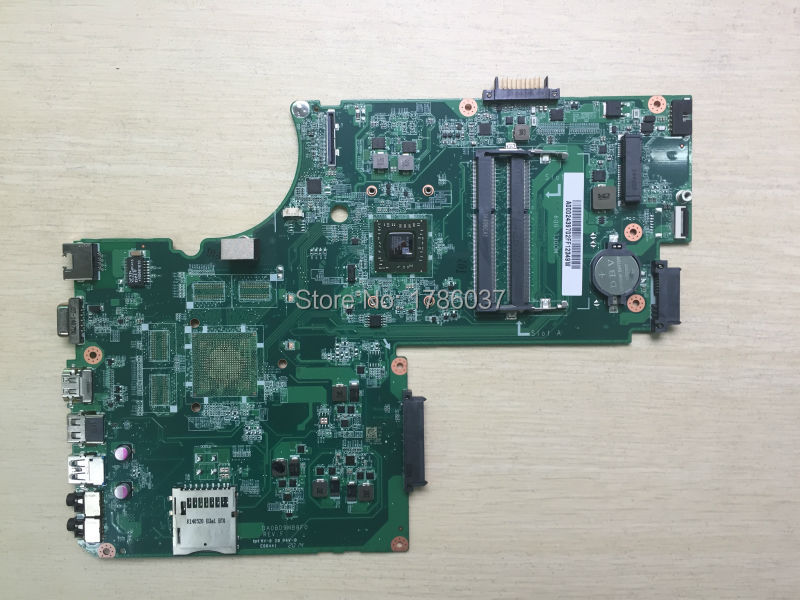 Free Shipping A000243970 DA0BD8MB8D0 for Toshiba Satellite C75D L75D S75D  Motherboard A6-5200.All functions 100% fully Tested !