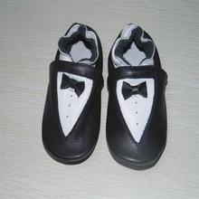 Обувь для мальчика; мягкая подошва из натуральной кожи; для малышей; для мальчиков
