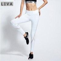 Lato W Stylu Wysoka Elastyczność Spodnie Damskie Moda Kobiet Legginsy Capris Sexy Bez Szwu Długie Spodnie Szczupła Legging Spodnie dla Kobiet
