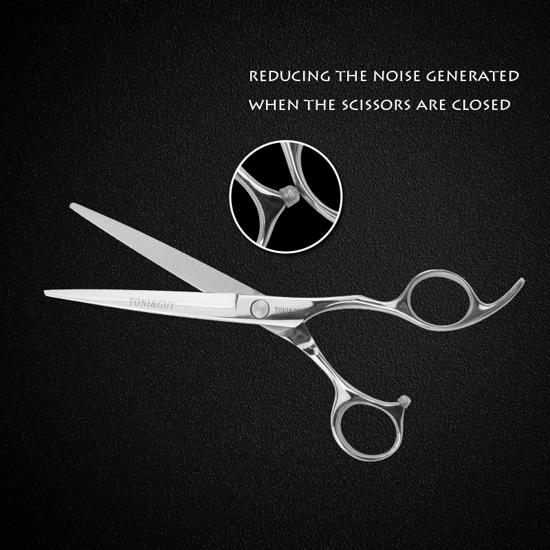 TONIGUY 6.5 Inch Hairdressing/Pet Cutting Scissor Salon Hairdressing Set 4cr13 Stainless Steel