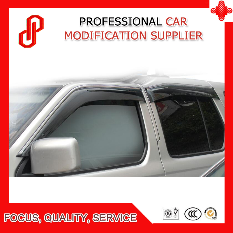 High Quality Injection molding trim vent shade rain sun wind deflector window visor for Paladin Oting 2003 - 2013 High Quality Injection molding trim vent shade rain sun wind deflector window visor for Paladin Oting 2003 - 2013