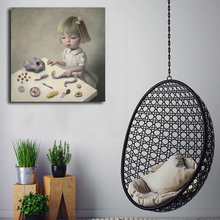 Mark Ryden Experiment 118 Canvas Painting Print Bedroom Home Decoration Modern Wall Art Oil Poster Picture Framework HD