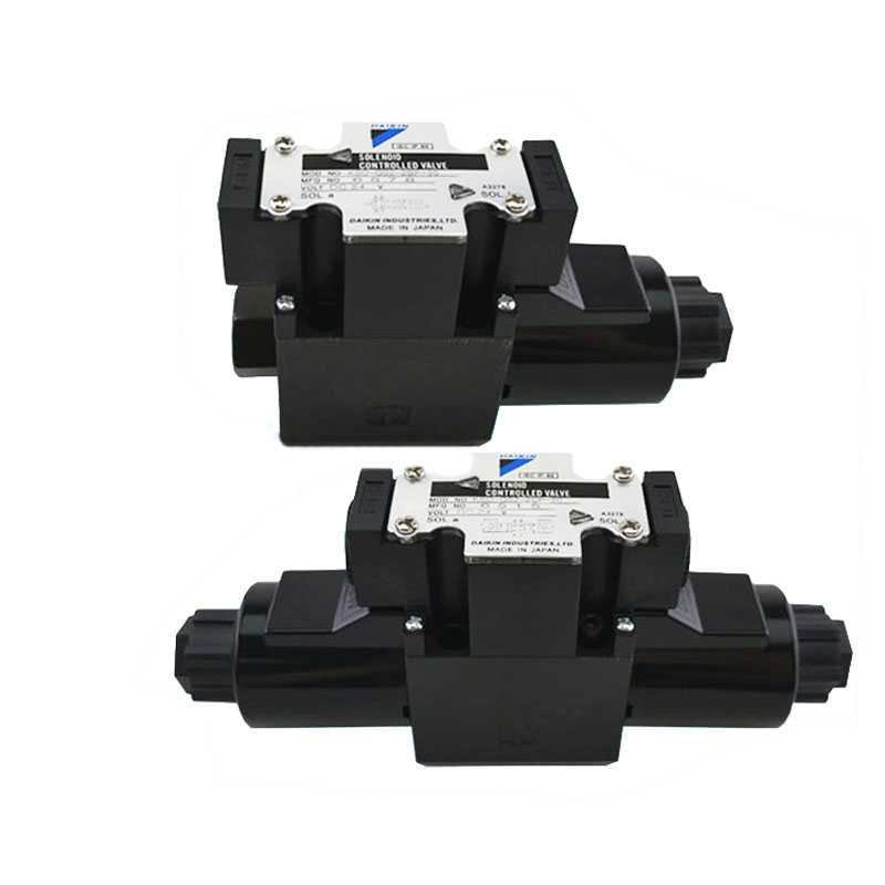 Dakin Solenoid Controlled Valve/ Hydraulic Solenoid Directional Valve KSO-G02-2DA-30-CLE for Hydraulic Systems and Machine pc400 5 pc400lc 5 pc300lc 5 pc300 5 excavator hydraulic pump solenoid valve 708 23 18272 for komatsu