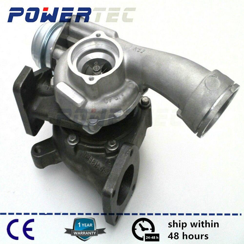 Turbocharger 729325 complete turbo charger for VW Transporter V 2.5 TDI 130 HP AXD 2004 - new turbine 070145701KX 070145701KV