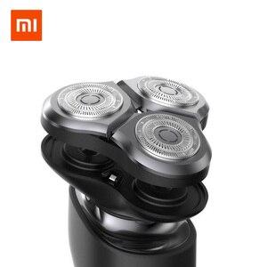 Image 4 - Original Xiaomi Mijiaมีดโกนหนวดไฟฟ้าเปลี่ยนหัวโกนสำหรับSmart Homeโกนหนวดหัวเปลี่ยนXiaomi Mijia 33