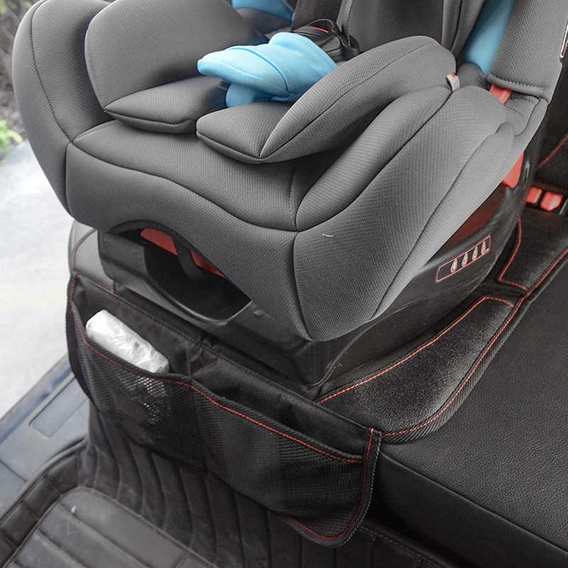 Anak-anak Kursi Mobil Penutup dengan Tebal Bantalan Bayi Anak Keselamatan Auto Kursi Protector Mat Peningkatan Kotoran & Anti Air Bisa Dicuci