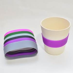 1a417ea5a4e 5pcs/lot insulation silicone glass water cup sleeves plumyl