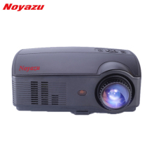 Noyazu SV-328 LED HD Proyector 3500 Lumens Beamer 1280*800 LCD TV Full HD de Vídeo de Cine En Casa Multimedia HDMI/VGA/AV/ATV
