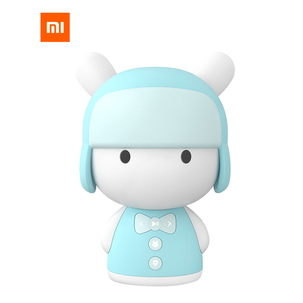 Xiaomi Mitu Robot Story Teller Robot Mini Bluetooth Speaker Baby Sleep Helper Educational Toy 16GB Storage for Kids CN Version-in Smart Remote Control from Consumer Electronics    1
