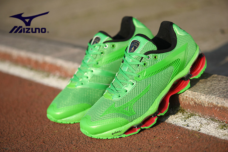 2018 Mizuno Wave Prophecy Breathable 6 sports Men