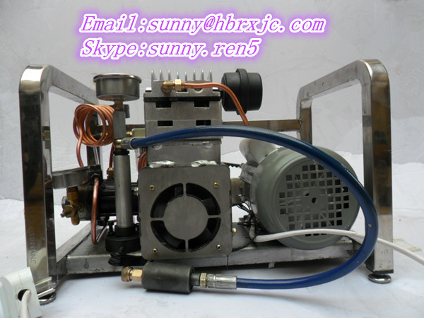 4500psi High Pressure Air Compressor For Pcp Gun Mini