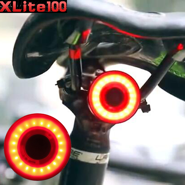 Xlite100 Usb Rechargeable Led Bike Tail Light Lantern