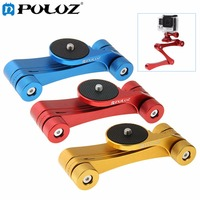 PULUZ CNC Foldable Selfie Stick Handheld Grip For GoPro HERO4 Session 4 3 3 2 1
