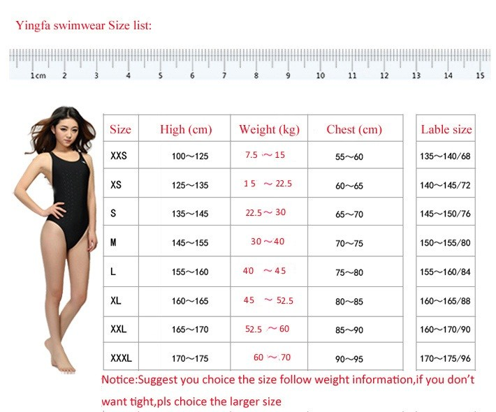 f77af94357fd Professional Swimsuit Women Swimwear Sports Racing Competition Sexy Ti