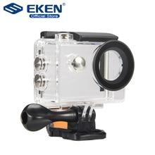 Original EKEN Action Kamera Wasserdicht Fall, 30M Tauchen Sport Wasserdichte Box Zubehör für EKEN H9 H9R