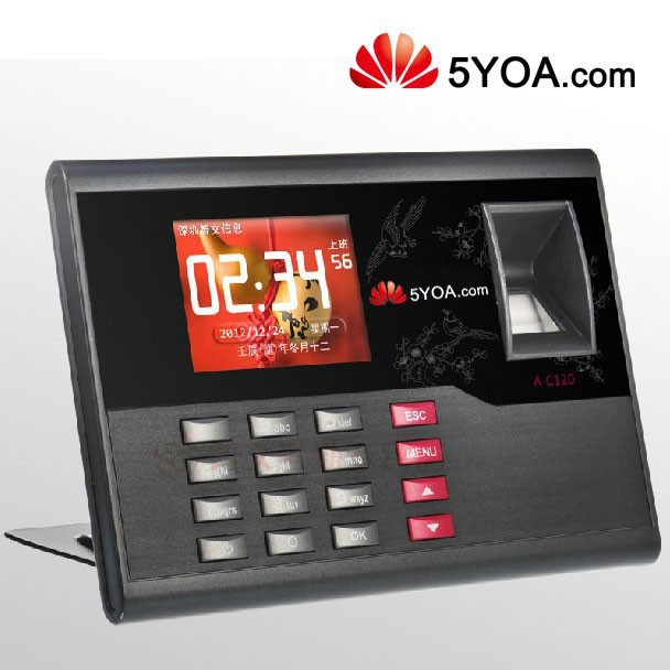 Biometric Fingerprint Time Clock Recorder Attendance Employee Digital Machine Electronic Standalone Punch Card ID Reader English eesye biometric fingerprint time attendance system time clock time recorder office employee electronic digital reader machine