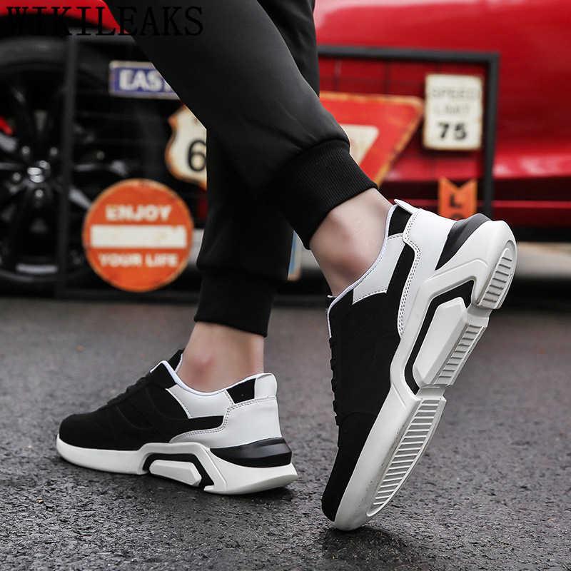 Mocasines zapatos hombre zapatillas de lujo marca negro zapatillas hombres zapatos de diseñador hombres zapatos casuales zapatos de hombre erkek ayakkabi