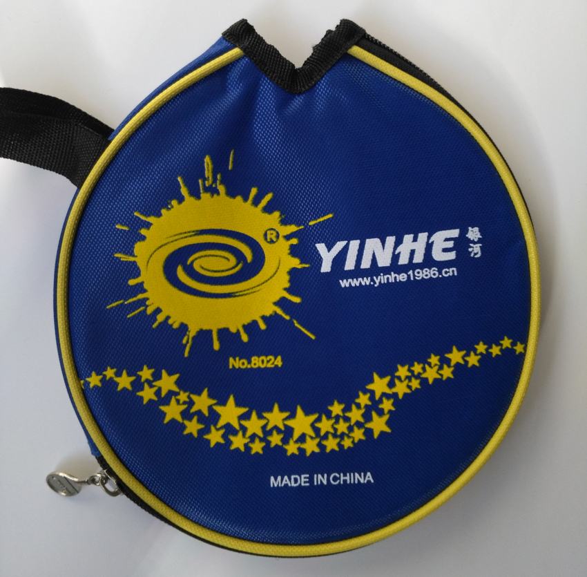 Original yinhe bordtennis taske til bordtennis rackets ping pong paddle racket sport klassisk sag