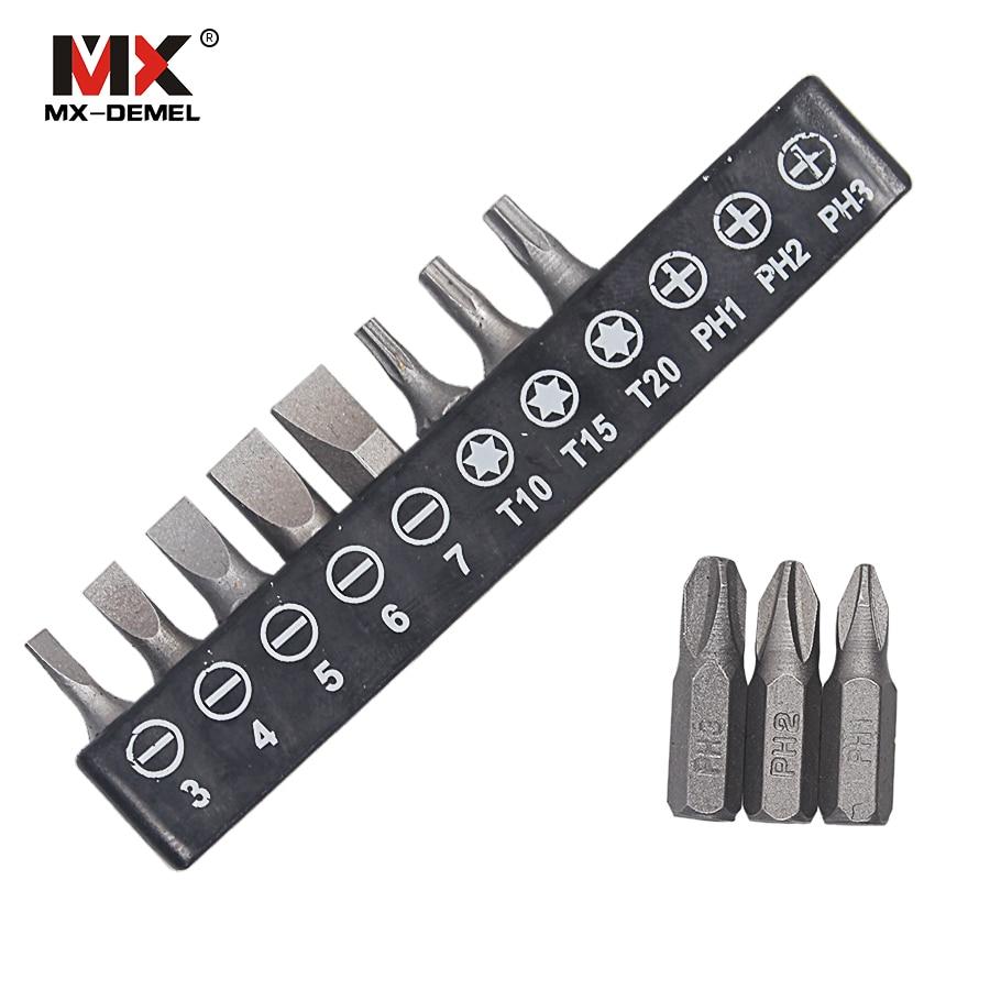 Destornillador eléctrico MX-DEMEL Destornillador inalámbrico con - Herramientas eléctricas - foto 5
