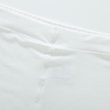 SEMIR legginsy kobiet studenci lato nowy biały czarny spodnie lekkie cienkie sekcja ubezpieczenia spodnie fala tanie tanio 19038210201 Kobiety Kolan Frotte Pani urząd Tkanina mieszana Stałe