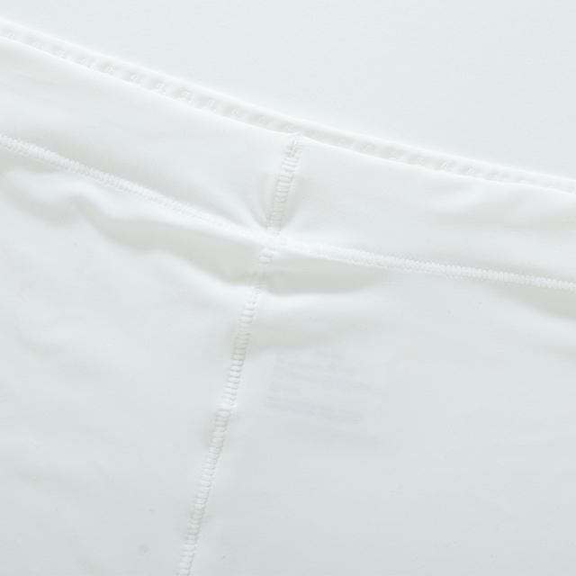 SEMIR legginsy kobiet studenci lato nowy biały czarny spodnie lekkie cienkie sekcja ubezpieczenia spodnie fala