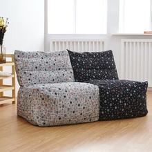 Современные Льняной мешок фасоли диван в гостиной стул для отдыха мебель Сделано в Китае по DHL