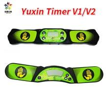 Yuxin High Speed Timer Clock Machine or Mat For Magic Cube Zhisheng Timer Competition Speed Timer Qiyi Mat