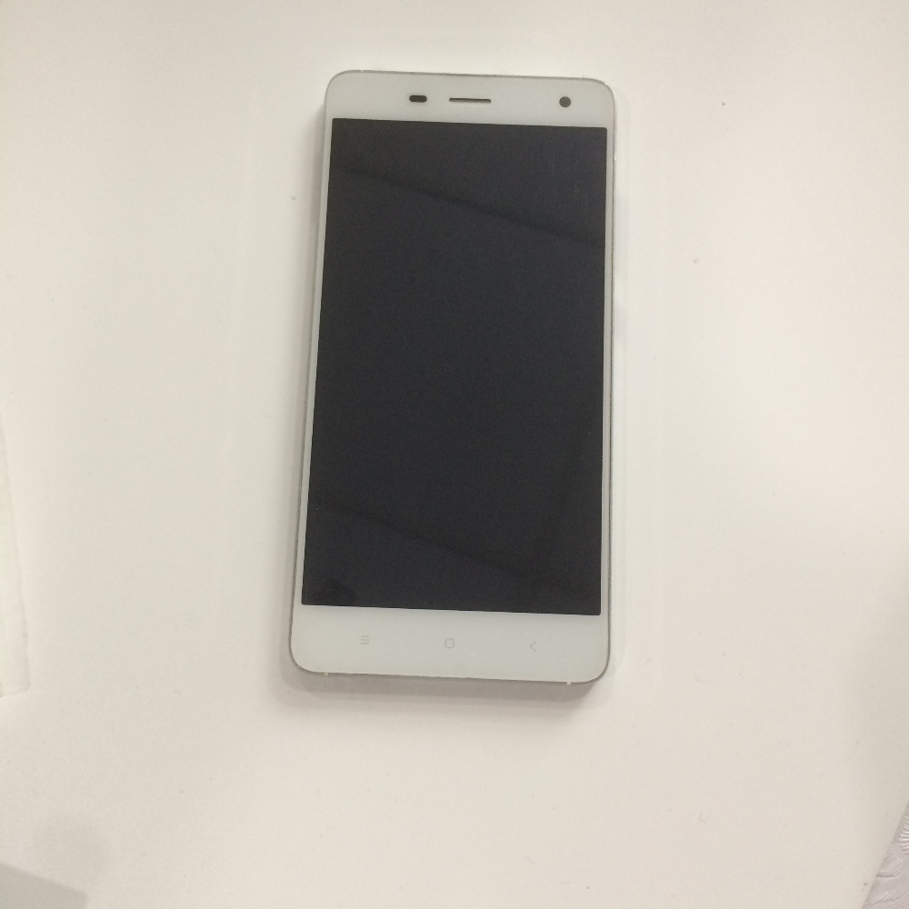 Origina Used Doogee DG850 LCD display+Touch Screen+Frame+USB Small board for Doogee DG850 phone Free shipping