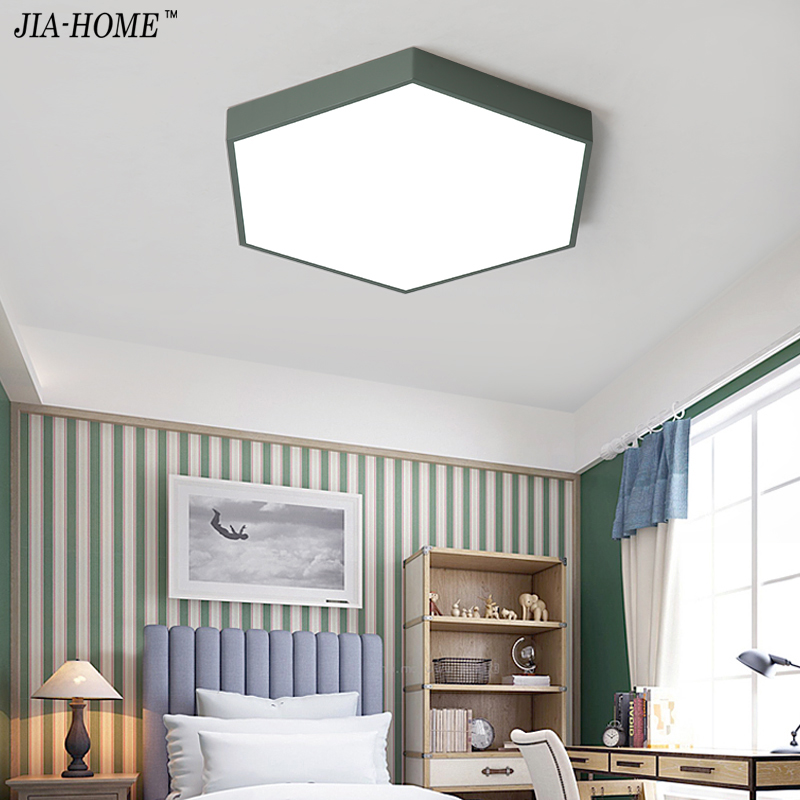 Modern living room LED ceiling light yellow green pink body simple decoration fixtures study dining room balcony bedroom lamp modern kid s bedroom glass lemon ceiling light living room parlor lamp yellow lemon balcony passageway hallway ceiling lamp