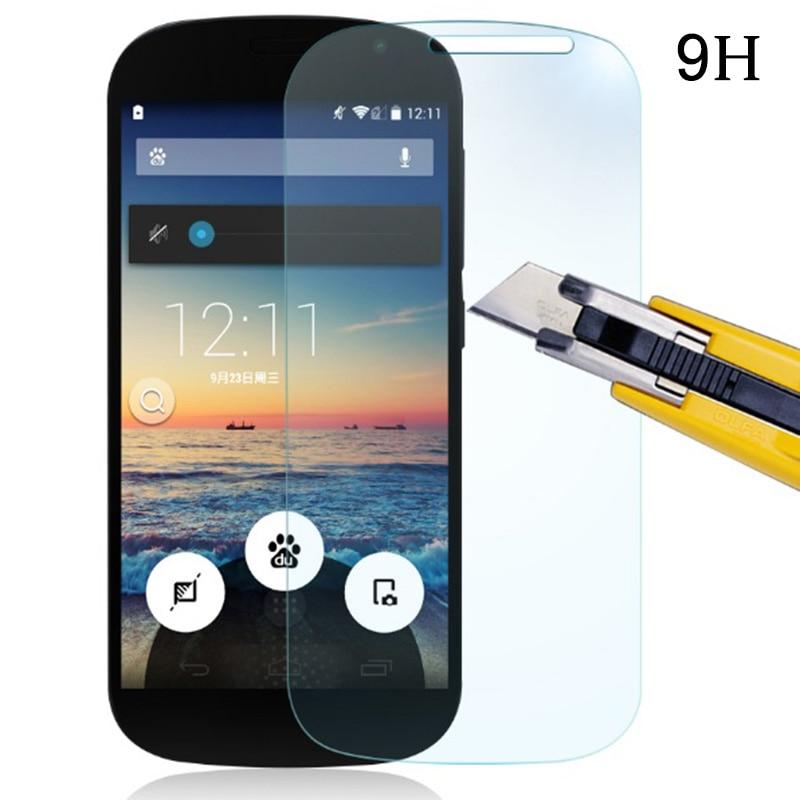 5 개 / 몫 Yota 전화 2 강화 유리 방폭 화면 보호기 HD - 휴대폰 액세서리 및 부품 - 사진 3