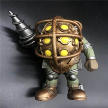 Pops Games Bioshock Big Daddy 6inch model toy Classic collectible toy gifts