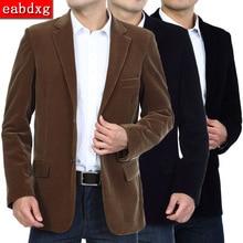 M 4XL Autumn spring men s blazer men s Smart casual jacket men fashion cotton Jacket