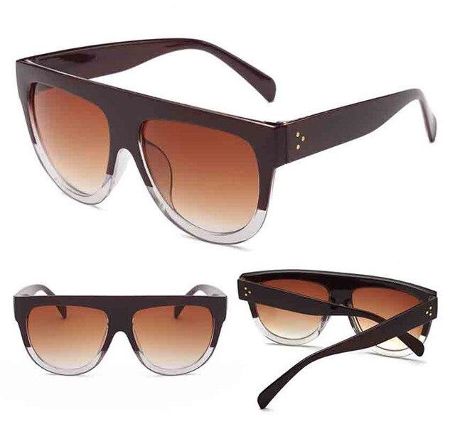 Mulheres dos homens Da Forma de Condução Do Vintage Quadrado Espelhado  Óculos De Sol Óculos de b6c59bb847
